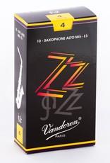 Vandoren Vandoren ZZ Alto Sax Box of 10 Reeds