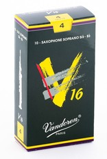 Vandoren Vandoren V16 Soprano Sax Box of 10 Reeds