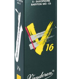 Vandoren V16 Baritone Sax Reeds - Box of 5