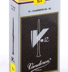 Vandoren V12 Bb Clarinet Box of 10 Reeds