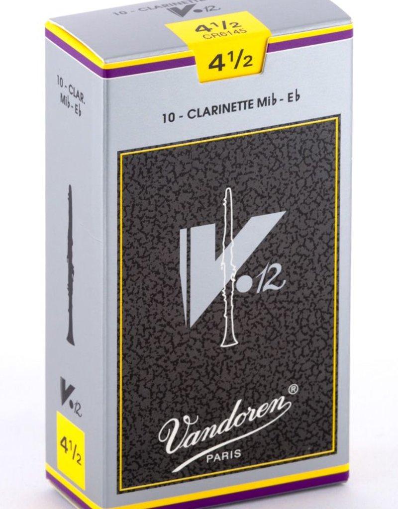 Vandoren Eb V12 Soprano Clarinet Reeds