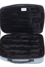 Bam Bam Original Double Clarinet Case, Katyushka Grey