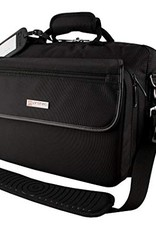 Protec Lux Double Clarinet Messenger Propac Case