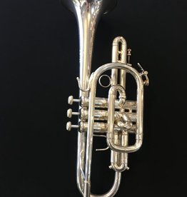 Bach Seconhand Cornet w/#37 Bell - Silver