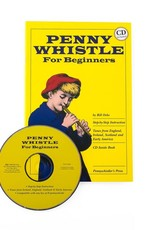 Clarke Penny Whistle in D Gift Set: Book & CD