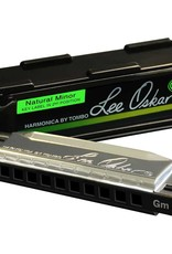 Lee Oskar F Natural Minor Harmonica