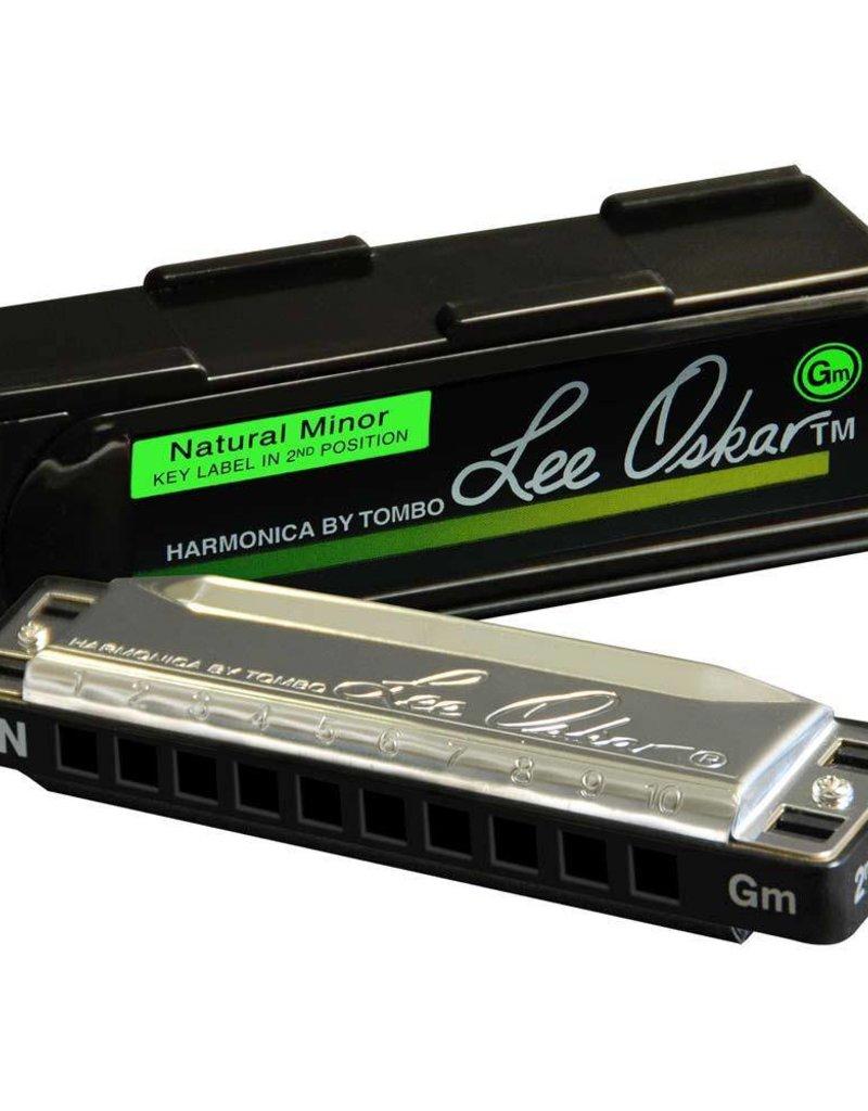 Lee Oskar Natural Minor Harmonica - F