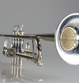 Kuhnl & Hoyer Topline Lead Silverplated Bb Trumpet