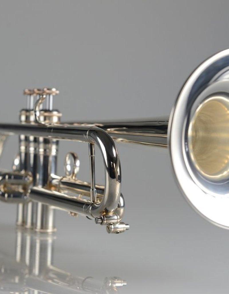 Kuhnl & Hoyer Topline Professional Trumpet - Silver Plated