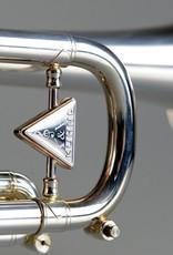 Kuhnl & Hoyer Spirit Professional Trumpet w/Maw Valves - Silver
