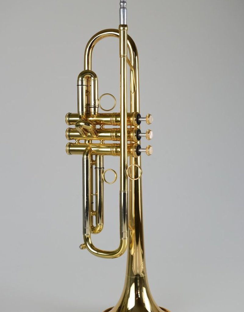 Kuhnl & Hoyer Premium Pro Trumpet w/MAW Valves - Gold Lacquer