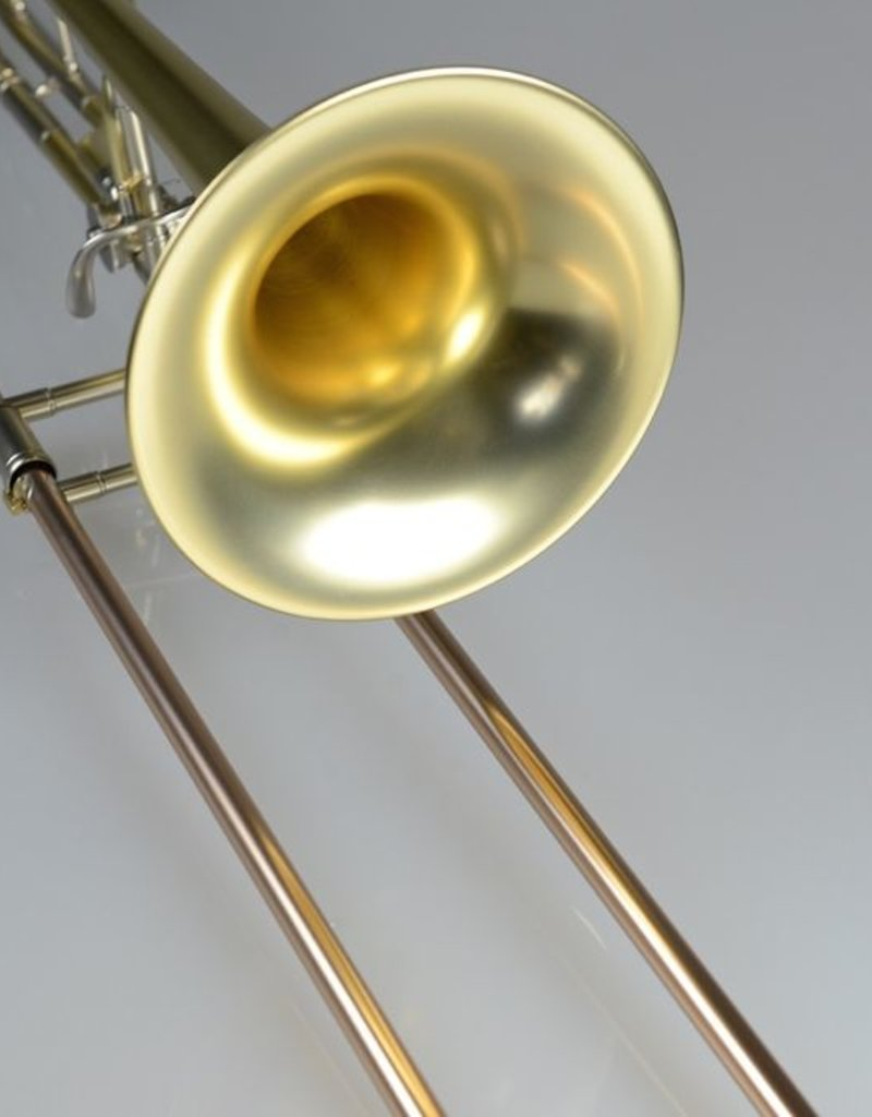 "Kuhnl & Hoyer .527"" Bb/F Trombone with Bronze Slide"