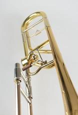 "Kuhnl & Hoyer .547"" Bb/F Bolero Figure 8 Wrap Trombone"