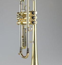 Kuhnl & Hoyer K'hnl & Hoyer Universal II Malte Burba Bb Trumpet - Matt Finish - slightly marked - bell braces/lacquer