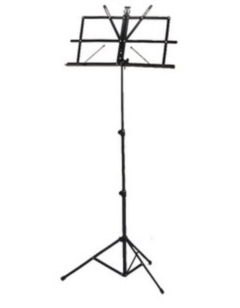 Spectrum Medium Weight Folding Music Stand w/bag