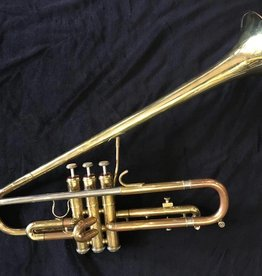 Getzen 900H 'dizzy bell' ETERNA trumpet in lacquered finish