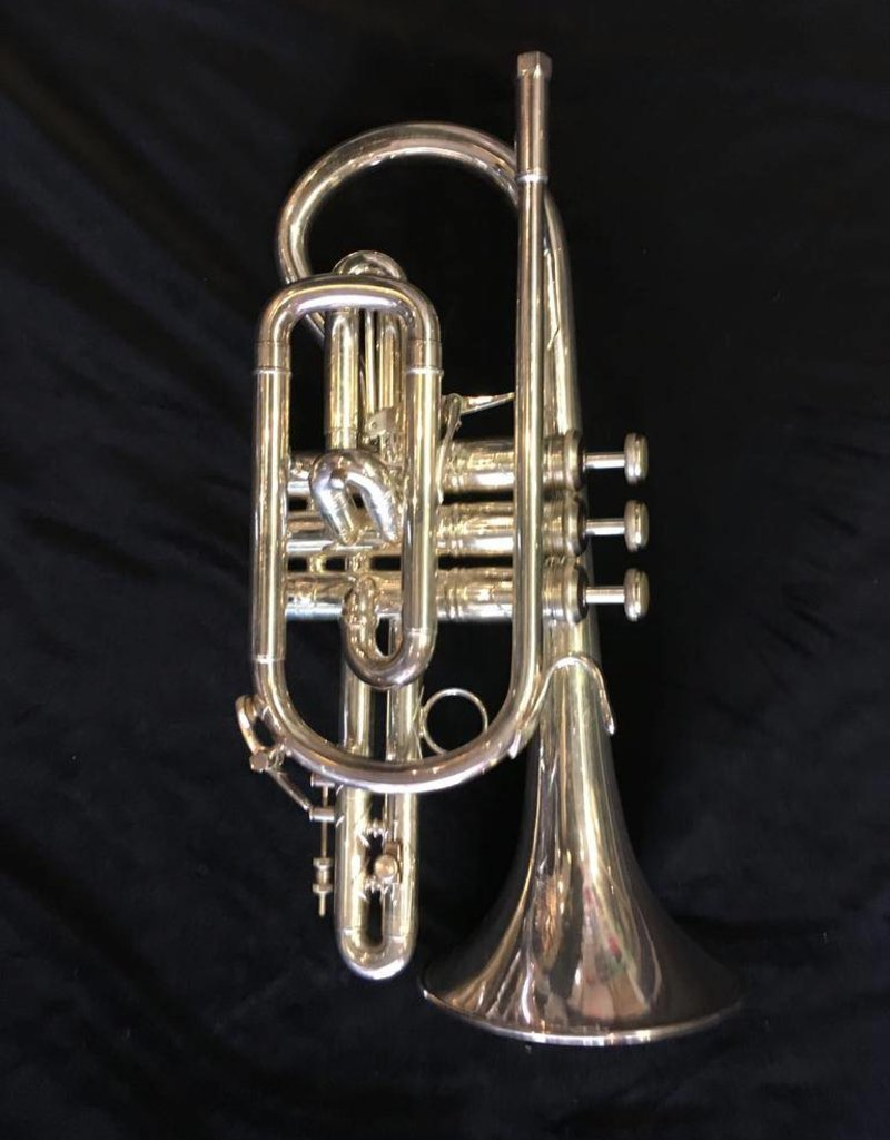 Bach Stradivarius Consignment 184S Cornet - Silver