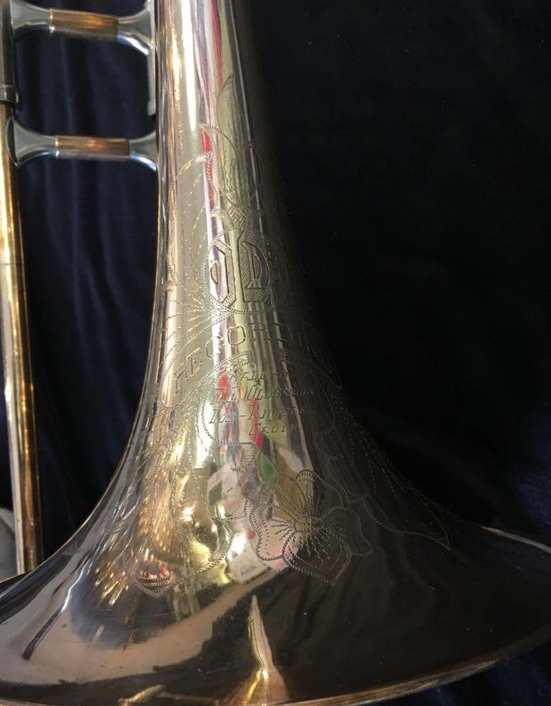 Olds recording trombone review