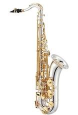 Jupiter JTS1100SG Professional Tenor Saxophone Silver w/ Gold Keywork