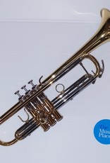Jupiter Secondhand Tribune Bb Professional Trumpet