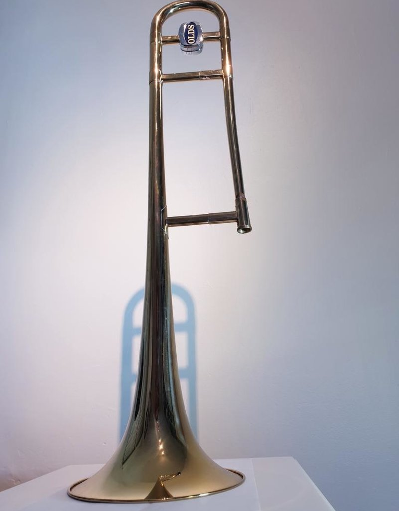 Olds Consignment Olds Ambassador Bb trombone