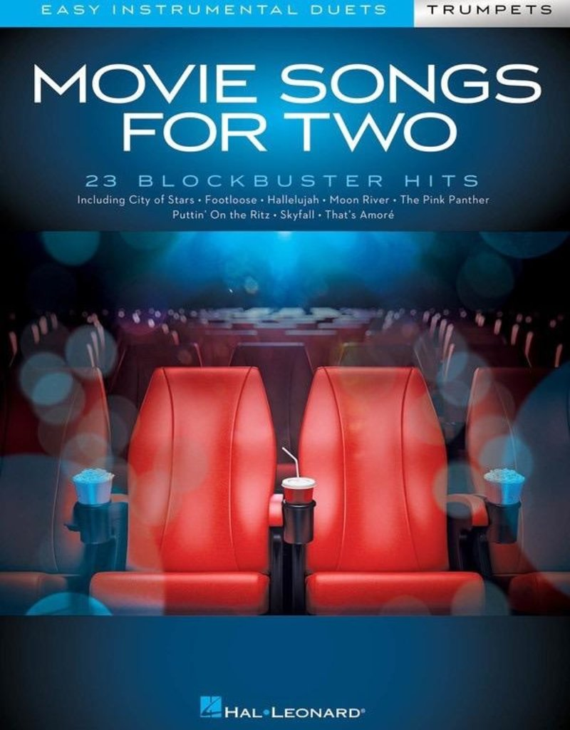 Hal Leonard Movie Songs for Two