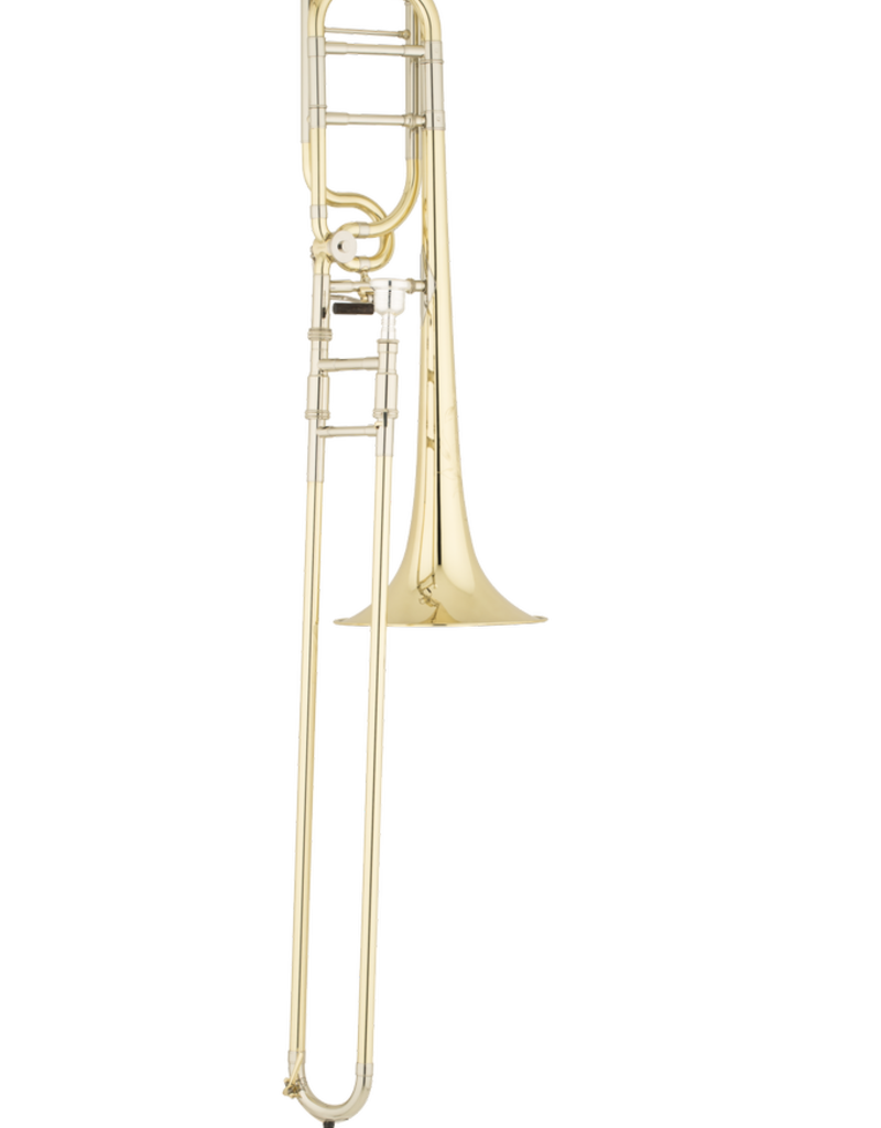 S.E. Shires Q Series Model 30 Tenor Trombone with Rotary F Attachment