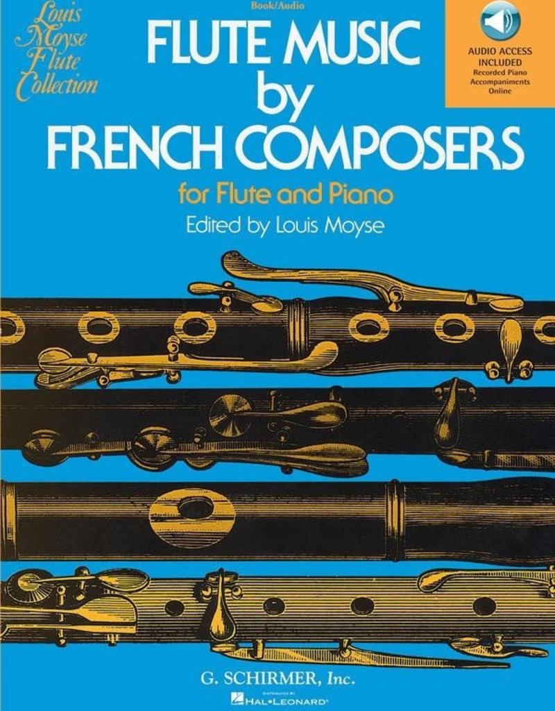 Moyes Flute Music by French Composers
