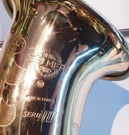 Selmer Secondhand Super Action 80 Series III Alto Saxophone.