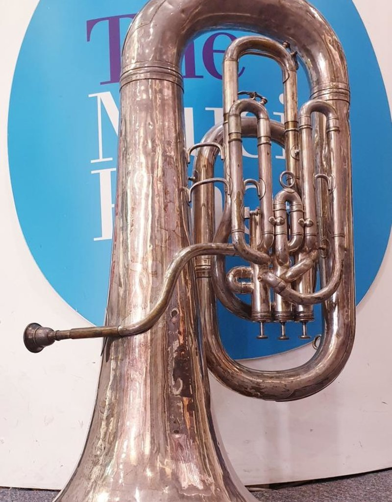 Boosey and Co. Imperial single Eb tuba with no case or mouthpiece