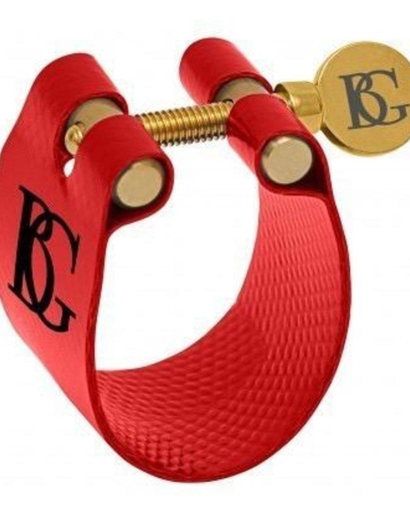 BG Ligature & Cap Flex Red