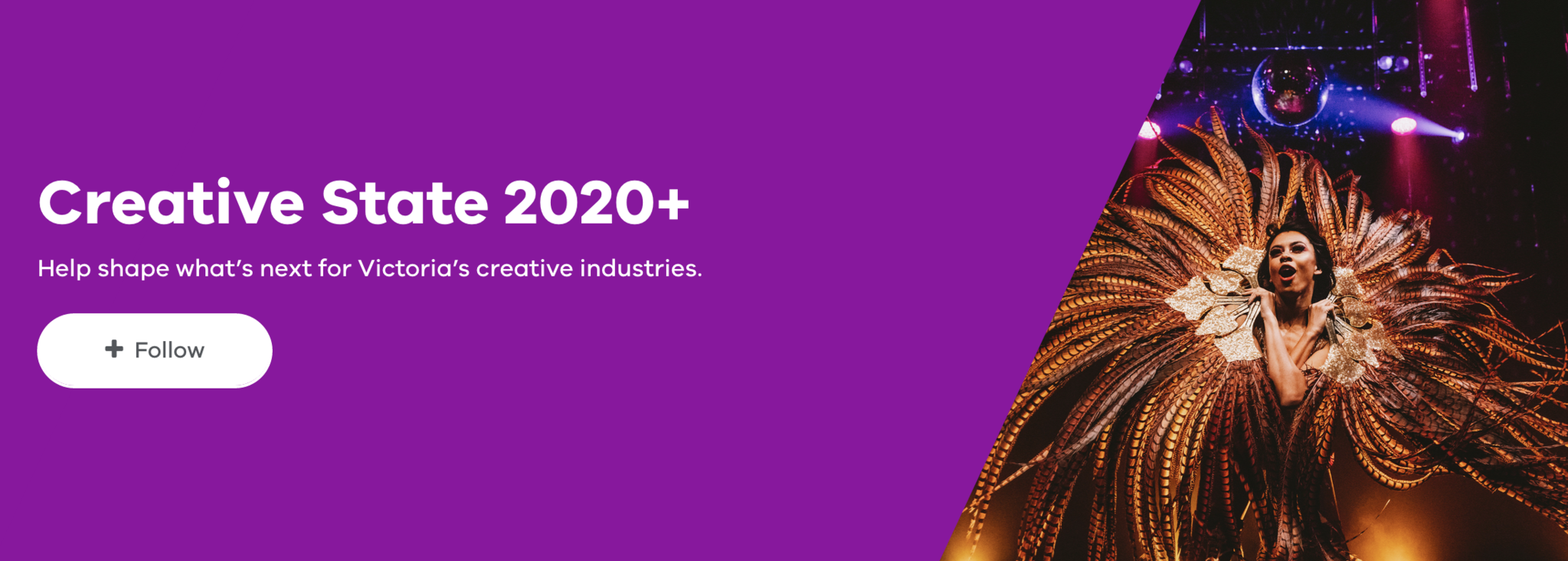 Creative State 2020+