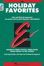 Hal Leonard Holiday Favourites BK/OLA