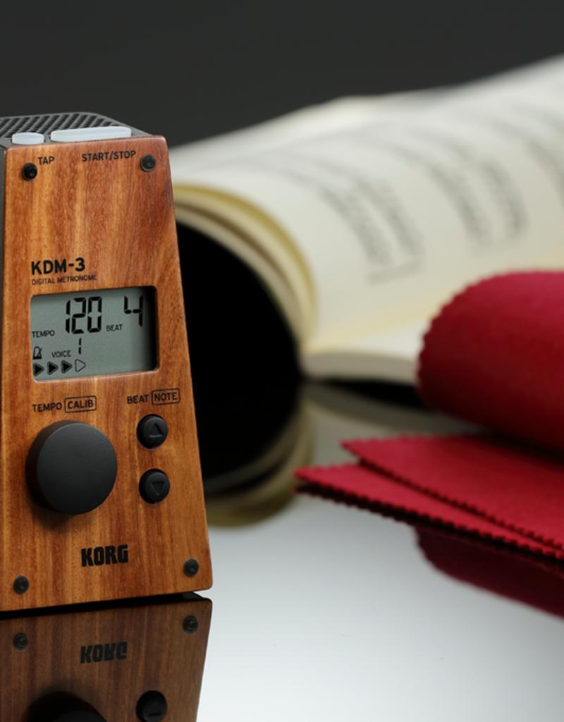 Korg KDM3 Digital Metronome
