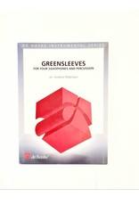 De Haske Publications Greensleeves Saxophone Quartet - AATB