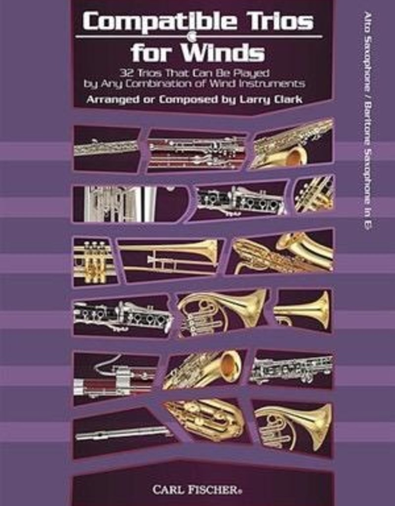 Fischer Compatible Trios for Winds