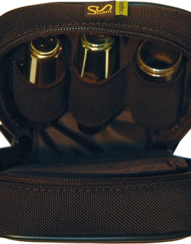 BAM Six Mouthpiece Pouch For Clar/Alto/Sop - Cordura