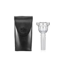 KGU Brass Trombone Leather Mouthpiece Pouch