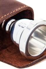 KGU Brass Trombone Leather Mouthpiece Pouch - Various