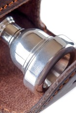 KGU Brass Trumpet Leather Mouthpiece Pouch - Various