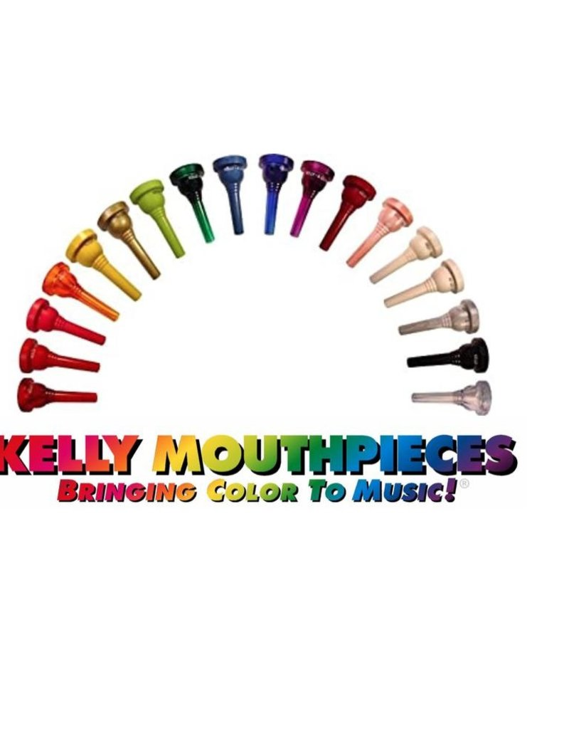 Kelly Mouthpieces Trombone Mouthpiece - Small/Large/Bass