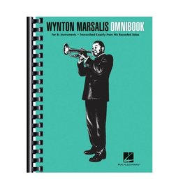 Hal Leonard Wynton Marsalis Omnibook