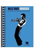 Hal Leonard Miles Davis Omni Book