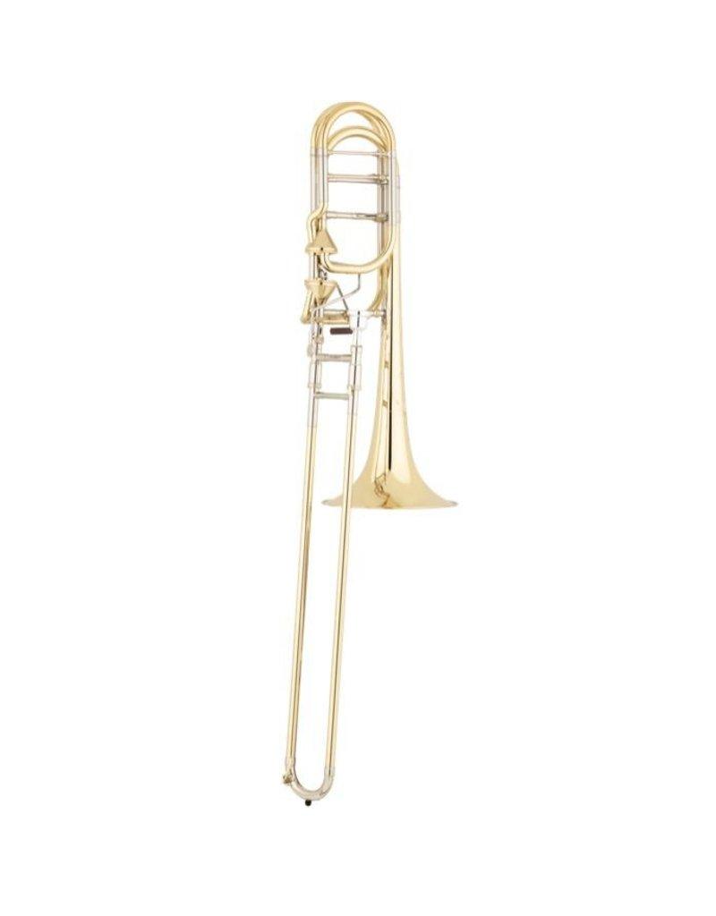 S.E. Shires Q36YR F/Gb Bass Trombone - Axial Flow Valves