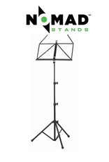 Nomad Portable Folding Music Stand w/Bag