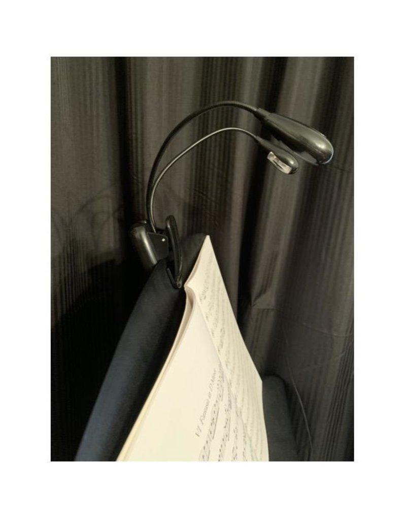 Flexible LED stand light