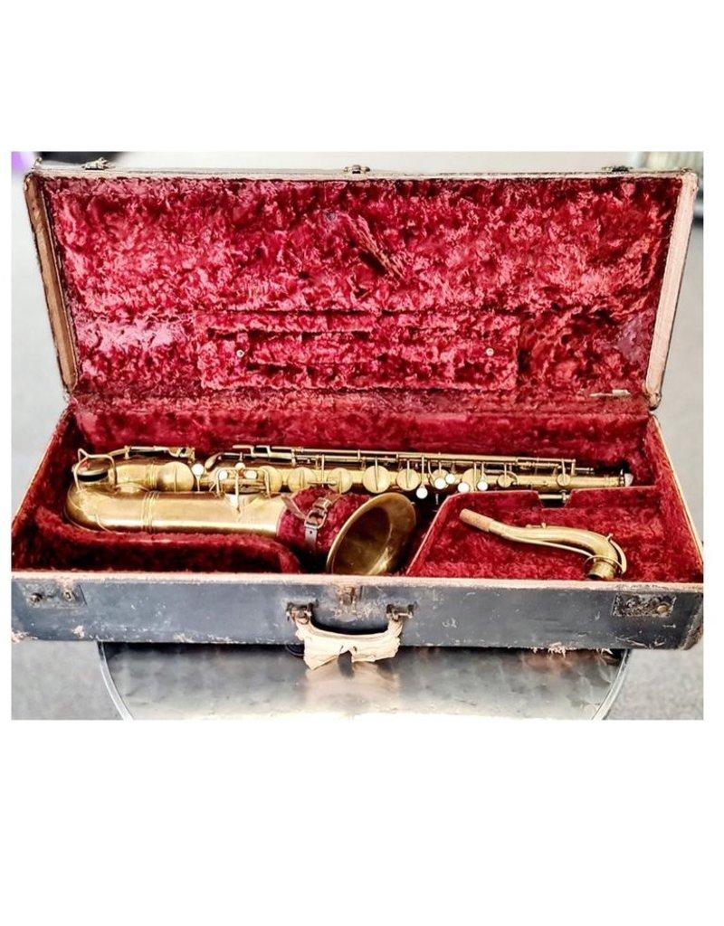 Conn 'New Wonder' Tenor Saxophone (approx. 1922)