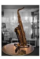 Forestone EX Demo RX Tenor Saxophone Gold Lacquer