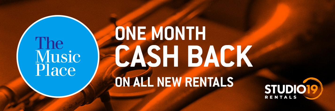 Rental cash back