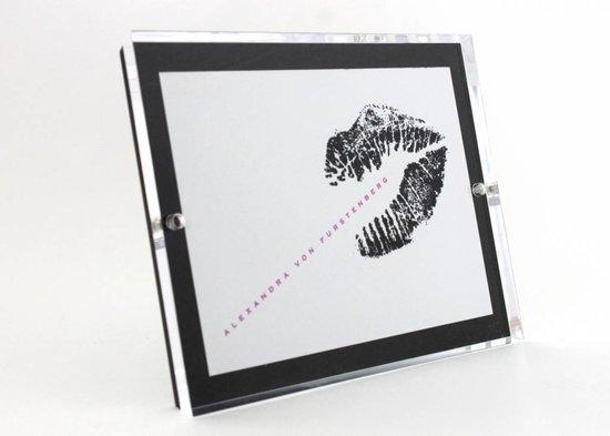 Alexandra Von Furstenberg Snap Frame in Black 5x7